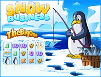 Snow Business Slot